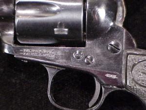 Farrand Colt SAA Flattop 1834-33