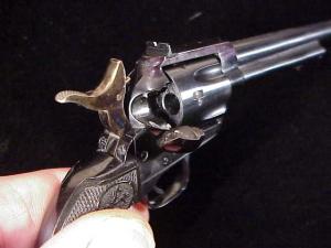 Farrand Colt SAA Flattop 1834-38