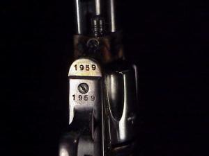 Uberti Colt SAA 7.5 BP KDH 1959-16