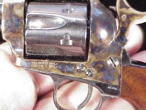 Uberti Colt SAA 7.5 BP KDH 1959-19