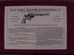 Uberti Colt SAA 7.5 BP KDH 1959-3