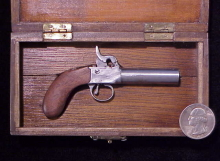 Elkas 1872 Single Shot Percussion Pistol-1