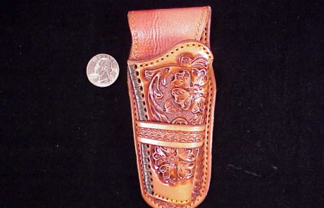 RH-brown-tooled-holster-for-4.75-5.5-SAA-1