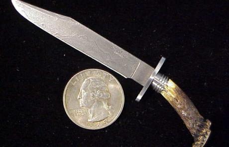 Al Eaton Bowie knife-2