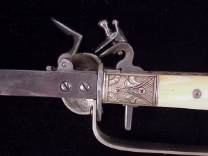Blashak Flintlock Dagger Pistol-11