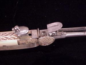 Blashak Flintlock Dagger Pistol-7