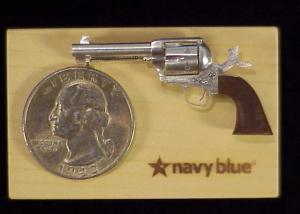 Navy Blue Colt SAA 4.75-2