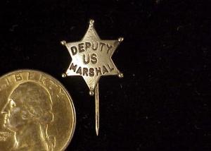 Deputy US Marshal stick pin-1