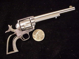 Uberti Colt SAA engraver's special BO18-2
