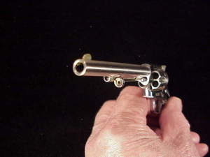 Uberti Colt SAA engraver's special BO18-4