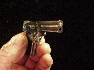 Sold Full Size 2 7mm Kolibri Semi Automatic Pistol