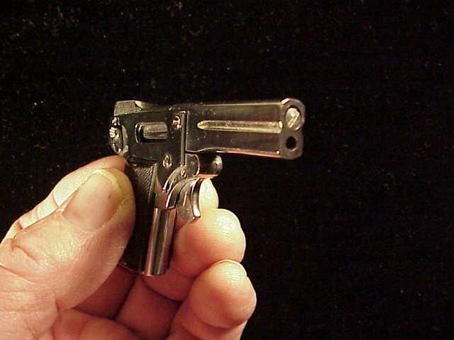 Wayne Driskill Miniature Firearms Sold Full