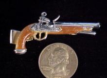 Flintlock pistol tie bar-1