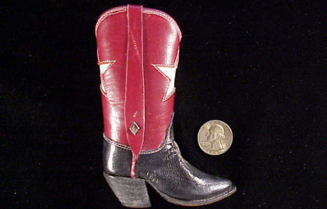 Glen Hojem single boot w star-1