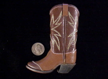 Hojem brown single boot-1