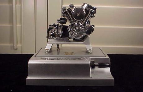 Mini Harley Engine-1