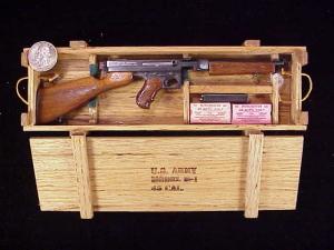Miniart .25 Thompson M-1 017-1