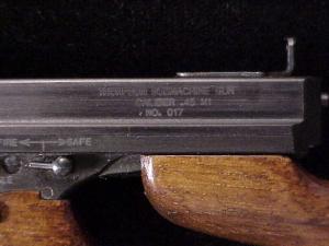 Miniart .25 Thompson M-1 017-10