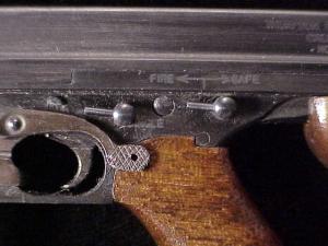 Miniart .25 Thompson M-1 017-11