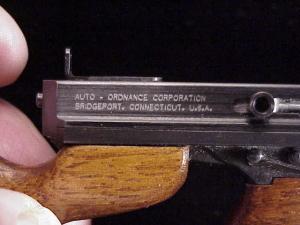 Miniart .25 Thompson M-1 017-21