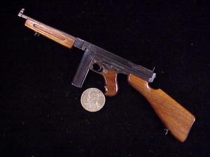 Miniart .25 Thompson M-1 017-3