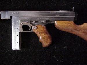 Miniart .25 Thompson M-1 017-9