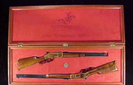 Uberti 66 rifle carbine set-1