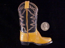 Unknown single miniature boot-1
