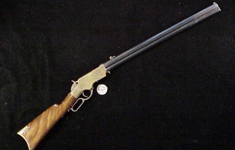 Barrett Henry rifle ES-28-1