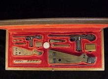 Borchardt set ES-10-1