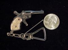 Cap gun key chain-1