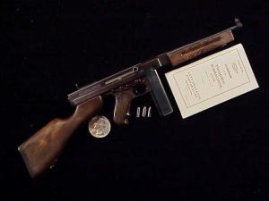 Miniart 3rd M-1 Thompson ES-25-1