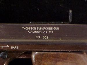 Miniart 3rd M-1 Thompson ES-25-12