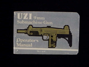 Miniart 3rd Mini Uzi ES-7-43
