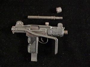 Miniart 3rd Mini Uzi ES-7-9