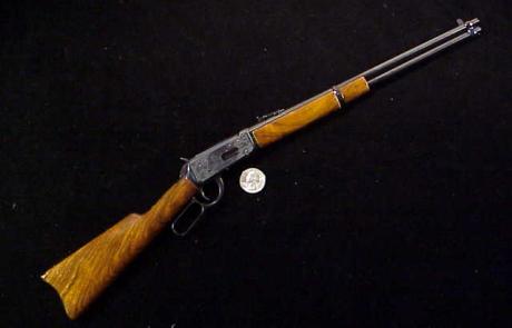 Miniart 94 Win carbine engr ES-22-1