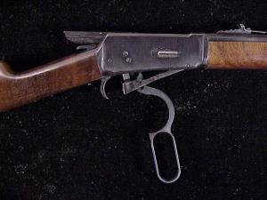 Miniart third 1894 Win oct bbl rifle 002-12