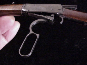 Miniart third 1894 Win oct bbl rifle 002-27