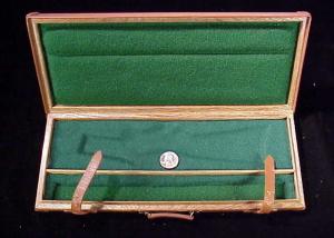 Oak & leather Win 94 TD case-1