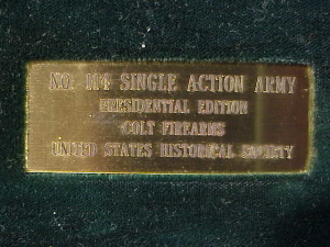 USHS Pres SAA plaque-1