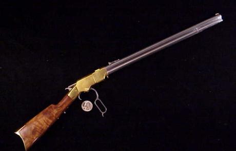 Uberti 47% scale Henry rifle #1AU-2
