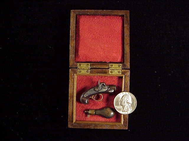 Wayne Driskill Miniature Firearms Sold Bob