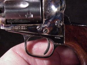 Uberti Colt SAA 4.75 SP 2045-11