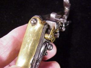 Wheellock pistol E0080 RN-4-10