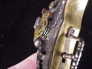 Wheellock pistol E0080 RN-4-11
