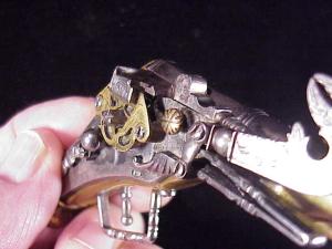 Wheellock pistol E0080 RN-4-12