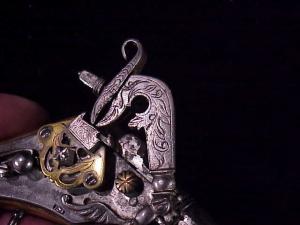 Wheellock pistol E0080 RN-4-13