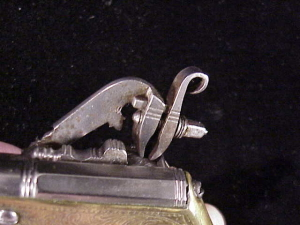 Wheellock pistol E0080 RN-4-15