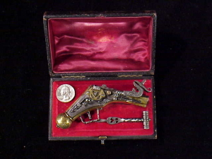 Wheellock pistol E0080 RN-4-2