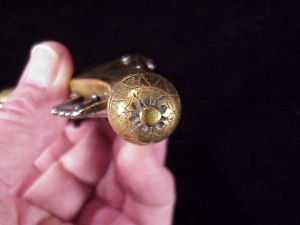 Wheellock pistol E0080 RN-4-22